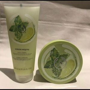 The body shop virgin mojito moisturizer